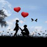 Mai fidarsi delle grandi e rapide dichiarazioni d'amore